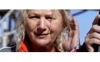 Agnès b. la femme par qui l'odyssée arctique est arrivée