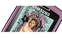 Lolita Lempicka repense le U600 de Samsung