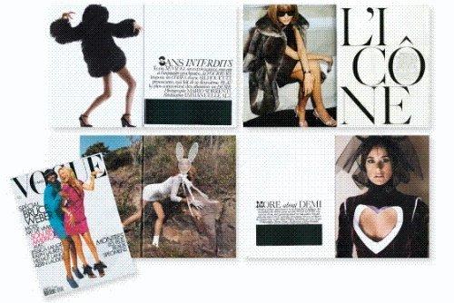 她在杂志上嘲笑自己的同事《vogue》美国版主编安娜温特,还把安德鲁j