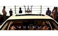 Maserati : in vendita penne marchio