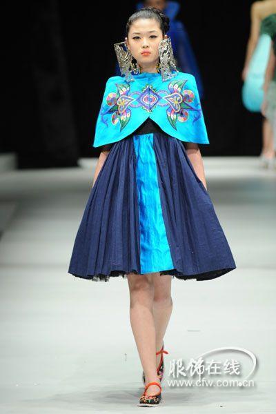 北京服装学院2008届毕业生设计作品展(图)