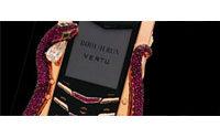 Le téléphone portable, nouvelle cible des marques de luxe