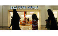 Saks to open four new OFF 5th stores