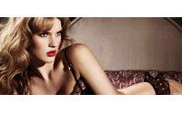 Target lance de la lingerie Collette Dinnigan
