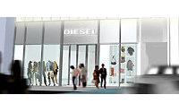 Diesel ouvre l'un de ses plus grands flagship à Ginza