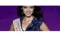 Miss mondo cinese testimonial L'Oreal