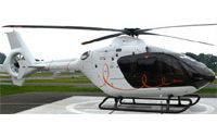 Une compagnie des Emirats achète un hélicoptère habillé par Hermès
