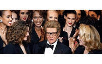 Global tributes pour in for Yves Saint Laurent