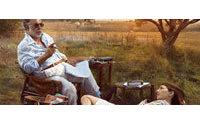 La famille Coppola prend la pose pour Louis Vuitton