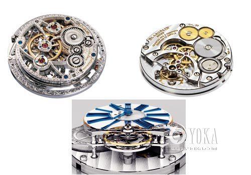 一般手表类花纹的样子以及图片