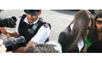 Naomi Campbell spared jail over police assault