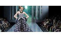Dior, anni '50 con maestosita' punk