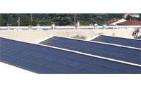 Lafuma dote son siège social d'une toiture solaire