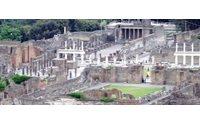 Scavi Pompei: Kiton veste le guide