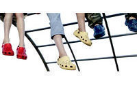 Vienna hospitals ban Crocs plastic clogs as safety risks
