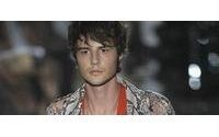 Gucci's men get tropical treatment for next summer