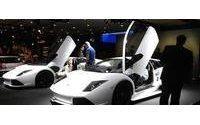 Versace to design Lamborghini bags, interiors