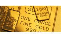 Gold price slumps under 800 dollars