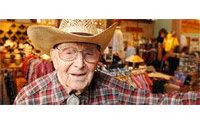 König der Cowboy-Mode mit 107 Jahren gestorben