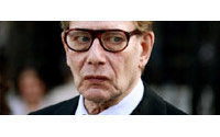 Yves Saint Laurent's art collection up for auction