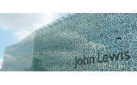 Clearance sale boosts John Lewis