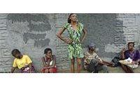 Designer brings haute couture home to Sierra Leone