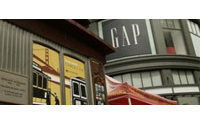 Gap profit beats Street by a penny