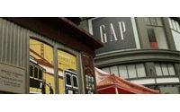 Gap fait mieux qu'attendu au deuxième trimestre