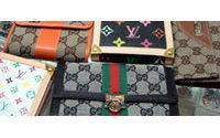 JO : excellentes affaires pour le commerce de contrefaçons à Pékin