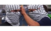 Iconic Palestinian headscarf outgrows Mideast conflict