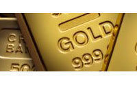 Gold benefits from global financial shock