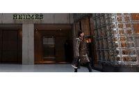 Hermes utile semestre 135 mln
