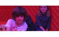 Little Marc Jacobs soutient Baby Disco au Palais de Tokyo