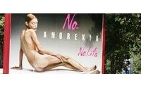 Anoressia: Pe, no spot supermagre