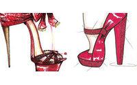 Дизайнеры создали туфельки для Дороти