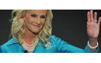 Cindy McCain portait 300 000 dollars sur elle à la convention républicaine