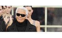 Karl Lagerfeld wird 70 - oder 75 ? Ein Mann mit tausend Geheimnissen