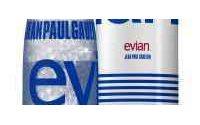 Жан-Поль Готье разработал дизайн бутылок Evian