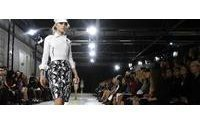 Retailers considering crunch by the London catwalks