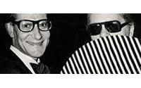 Le livre sur la rivalité entre Lagerfeld et Saint Laurent arrive en France