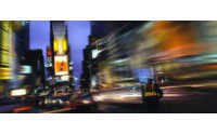 Wall Street quakes shake New York social scene