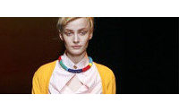 Mut zur Farbe: Kriselnde Londoner Modewoche endet bunt und glamourös Von Kathrin Klette