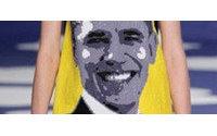 Sfilate Parigi: Obama sui vestiti di Castelbajac