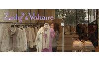 Zadig & Voltaire accentue sa présence à l'étranger