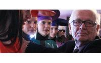 Pierre Cardin donne le clap de fin à la semaine de la mode