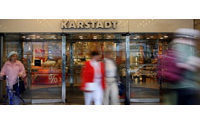 Karstadt -Chef: Durch Finanzkrise vom Kapitalmarkt abgeschnitten