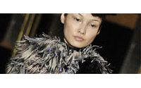 Talbot Runhof punkten mit Becker-Verlobter bei Pariser Mode