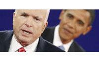 """McCain y Obama siguen fieles a su """"look"""", pero los """"vices"""" han cambiado"""
