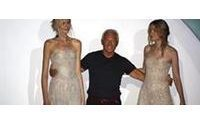 Armani says designers find it hard to let go