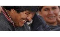 Morales y Chávez firmarán acuerdo para que Venezuela compre textiles Bolivia